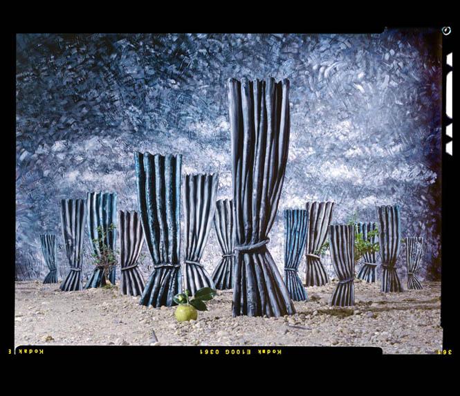 Farkas Antal Jama fotográfus kiállítása